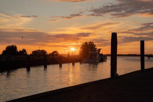 zonsondergang Appelzak  (1 van 1)